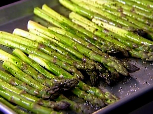 Roasted Asparagus – The EGG